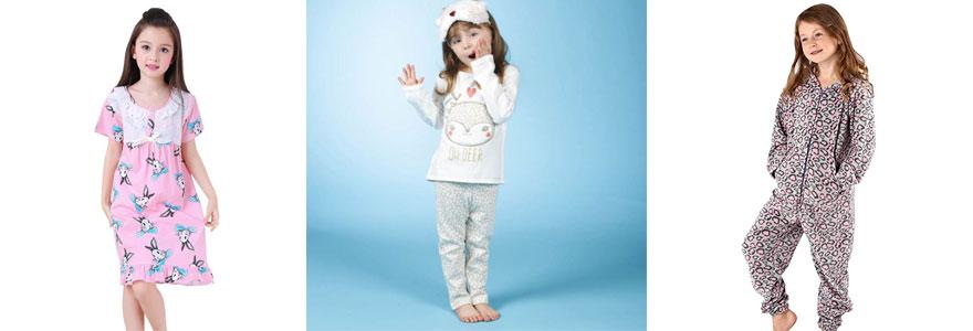 Pyjamas et sous-vetements pour fille